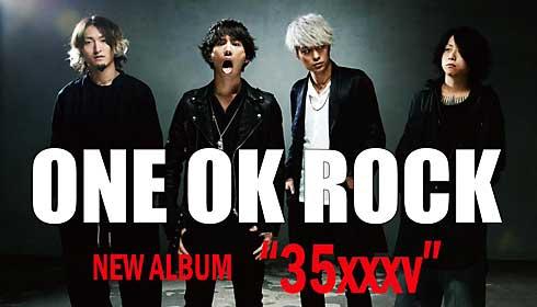 ONE OK ROCK - 35xxxv